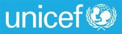 unicef logo blue